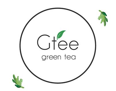 Packaging Design : Gtee green tea
