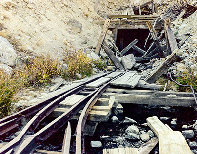 Lundy Mine