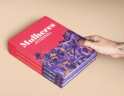 """Mulheres"" Book"