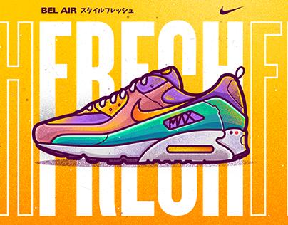 Nike | MoodStyler - Bel-Air.