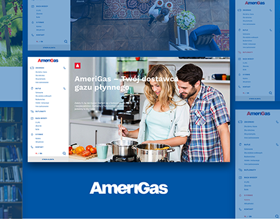 AmeriGas Website