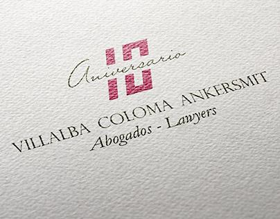 Villalba Coloma Ankersmit 10th anniversary