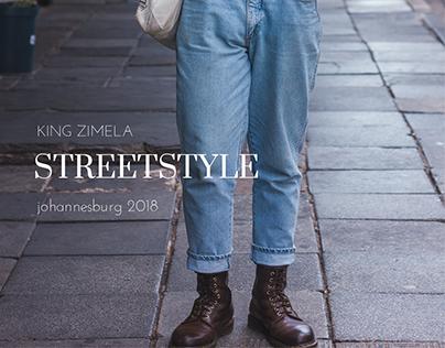 STREET STYLE JOHANNESBURG 2018