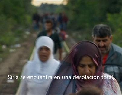 Refugiados (Video corto)