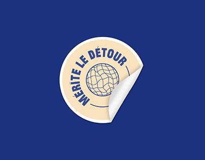 MÉRITE LE DÉTOUR