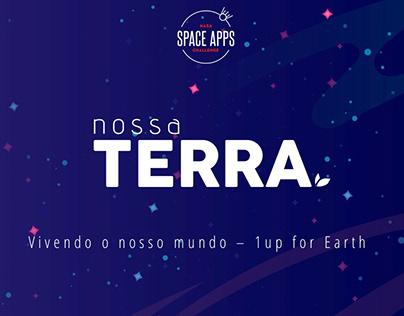 Nossa Terra - International Space Apps Challenge 2019