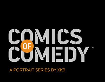 Comics of Comedy