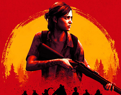 Red Dead Redemption ✕ The Last of Us