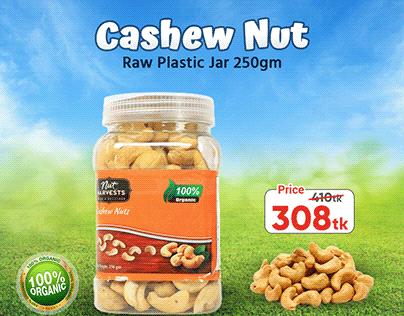 Cashew Nut Social Media Post For Kablewala