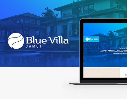 Blue Villa Samui - Website