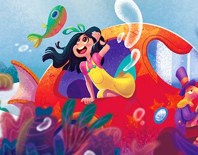 Editorial Illustrations - Elementary School