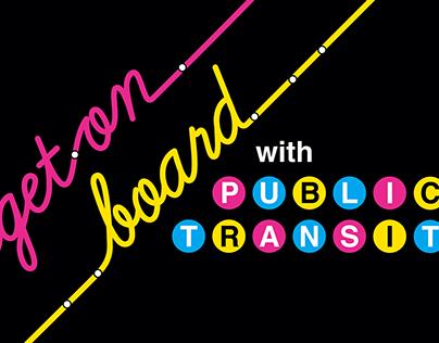 Public Transit Animation