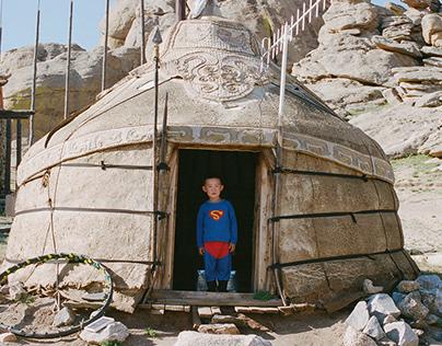 Mongolian travel diary