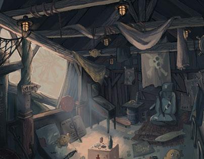 Peter Pan Environments
