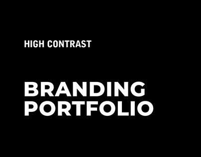 High Contrast - Branding Portfolio