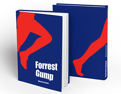 Book Cover Forrest Gump