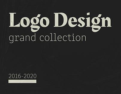 Logo design - grand collection