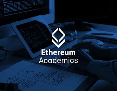 Daily Logo Challenge #15 Ethereum Academics