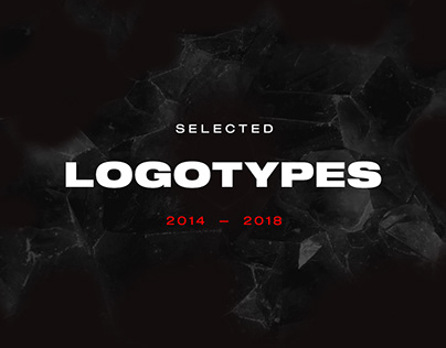 Selected Logotypes 2014-2018