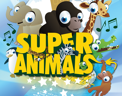 Super Animals Augmented Reality