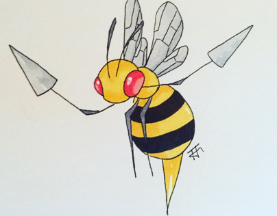 Pokémon Doodles