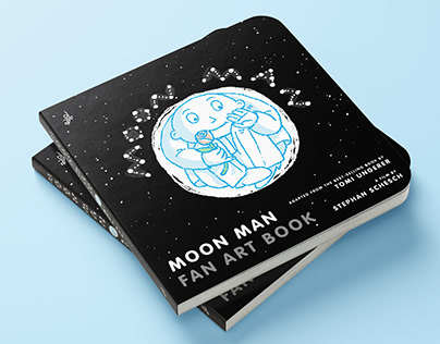Moon Man/ Movie fanart poster & cover