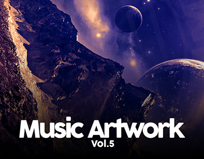 Music Artwork Vol.5