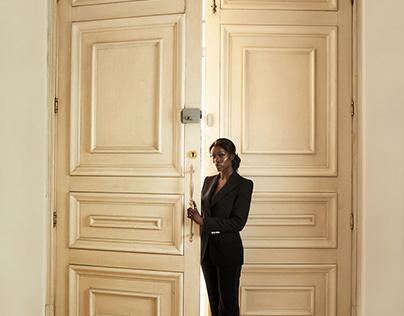 Kehinde Smith Door