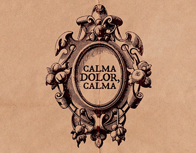 Calma Dolor, Calma (Lyric Video)