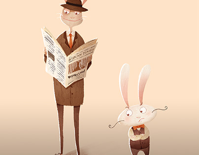 Charles-Henri & Archibald