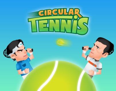 Circular Tennis
