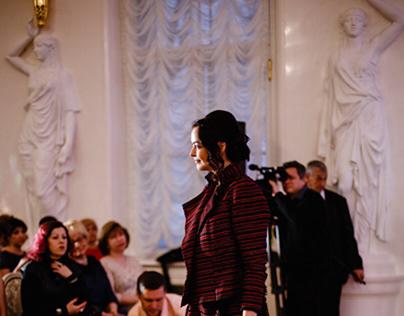 «Женщина года» весенний бал в Каменноостровском двореце
