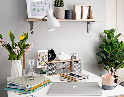 Work from home with style