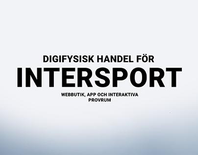 Intersport Digifysisk Handel