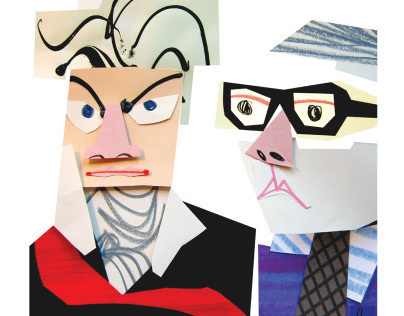 new yorker illustrations and more by laurie rosenwald