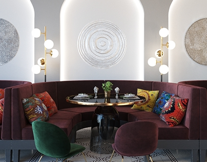 Project restaurant