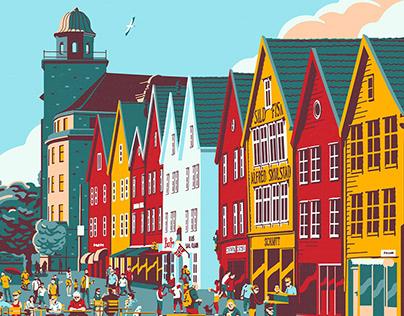 Culture Trip: Bergen