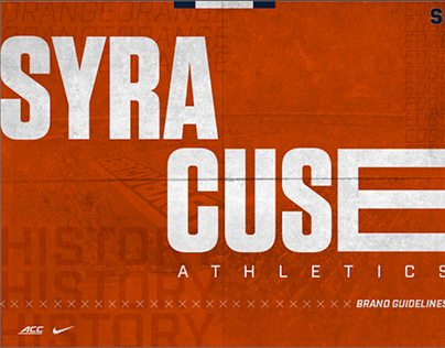 Syracuse Basketball Billboard On Behance