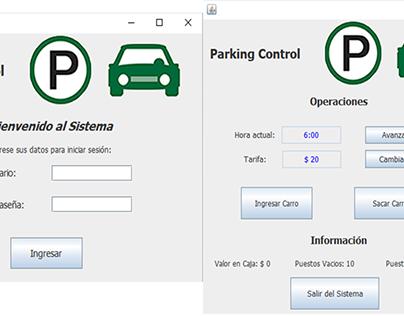 ParkingControl