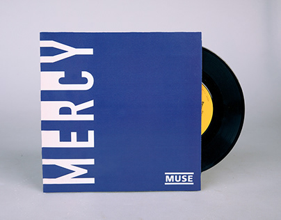 Mercy by Muse: Packaging project