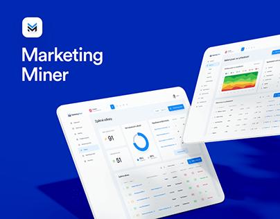 Marketing Miner - Web App