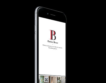 Patrice Besse - real estate app