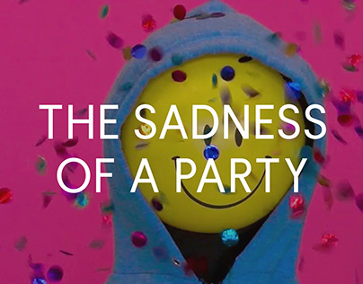 The Sadness of a party - GIFs