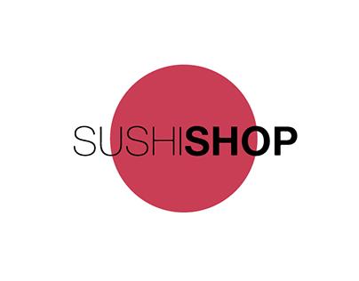 GIF Sushi Shop