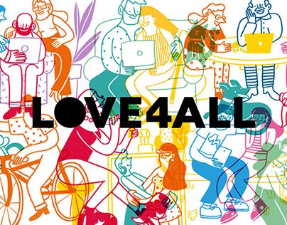 LOVE4ALL Deversity & Inclusion Festival