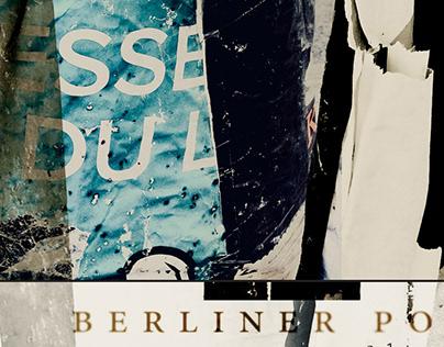 Berliner poster