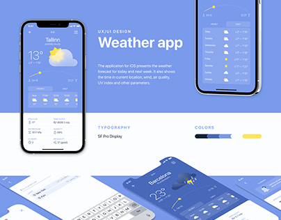 The Weather app