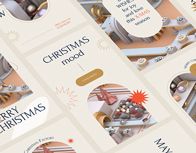 Christmas Factory Instagram Pack