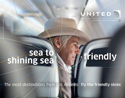 Jim Hughes for United Airlines