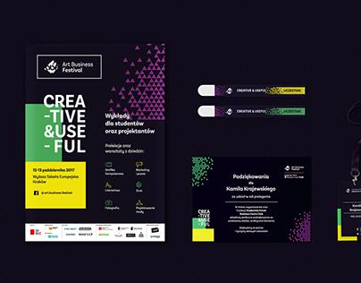 Art Business Festival – Creative & Useful.